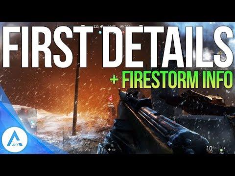 Battlefield V Battle Royale: Firestorm Details - Objectives, Vehicles, Loot, Progression thumbnail