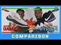 ADIDAS DAME 4 vs NIKE KYRIE 4 COMPARISON