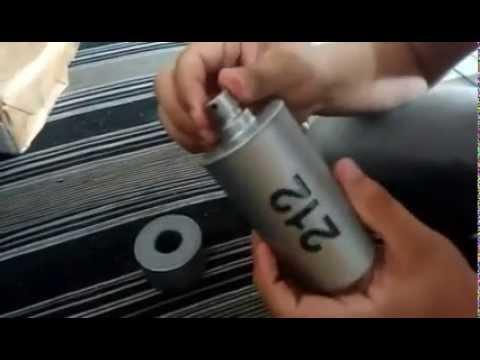 Curso Importador Premium - Depoimento do Juliano Recebendo seu Perfume 212