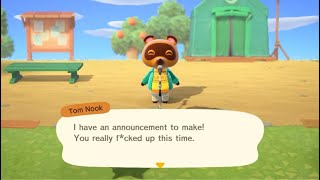 How To Ruin Animal Crossing