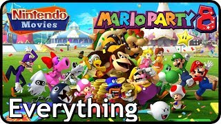 Mario Party 8 - Everything (3 Players, All Characters, All Boards, All Mini-Games, All Modes)