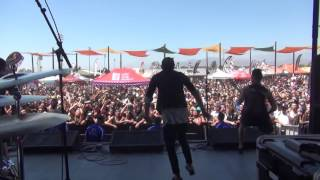 Repeat youtube video Chunk! No, Captain Chunk! All Star (Live) Pomona Warped Tour 2016