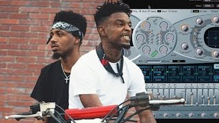 Making a Metro Boomin/21 Savage Lead Arp Synth