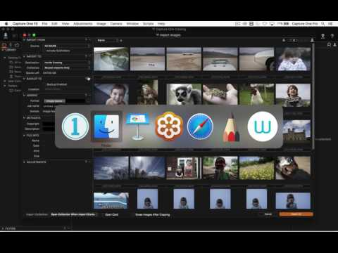 Capture One Pro 10 Webinar | Getting Started with Capture One (for Sony)