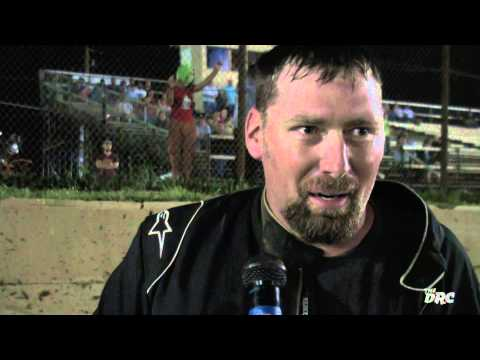 Brushcreek Motorsports Complex | 8.15.15 | Modifieds | Feature Winner | Rusty Hawes