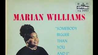Nothing Between-Marion Williams
