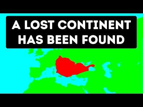 A Lost Continent Has Been Finally Found