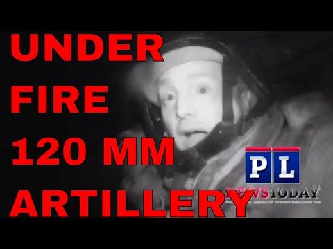 Ukraine War News: Under heavy artillery fire in the trenches of the Ukraine War