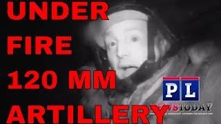 Ukraine War News: Under heavy artillery fire in the trenches of the Ukraine War
