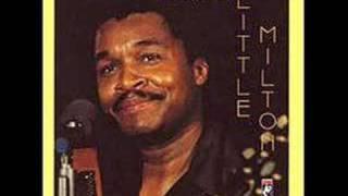 "Little Milton - Little Bluebird ""www.getbluesinfo.com"""