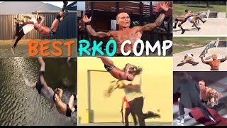 Randy Orton RKO Compilation - Outta Nowhere WWE [Best Top Vines] ALL NEW (Steveozzi)!!!