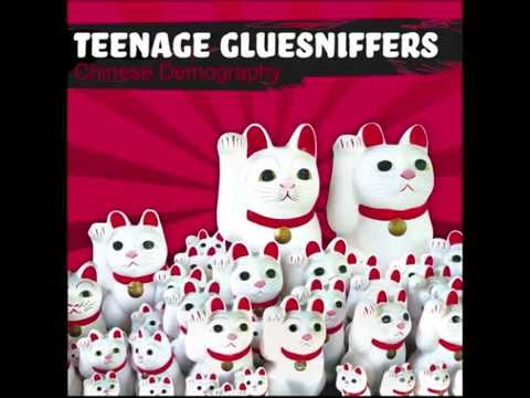 "Teenage Gluesniffers  ""Reinventing Mao Tse-tung""  No.624"