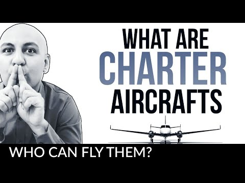 What are CHARTERS or PRIVATE Planes |How to become private or charter pilot in India? Flying Captain