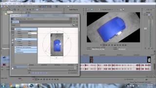 In this video I'll be showing you how spin/rotate a video. It's done in the video editing software c.