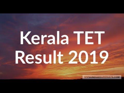 Kerala TET Result 2019, KTET Result 2019 January, Pareekshabhavan KTET  Result 2019