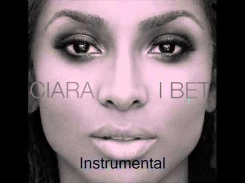 Ciara - I Bet (Instrumental- Karaoke and lyrics)