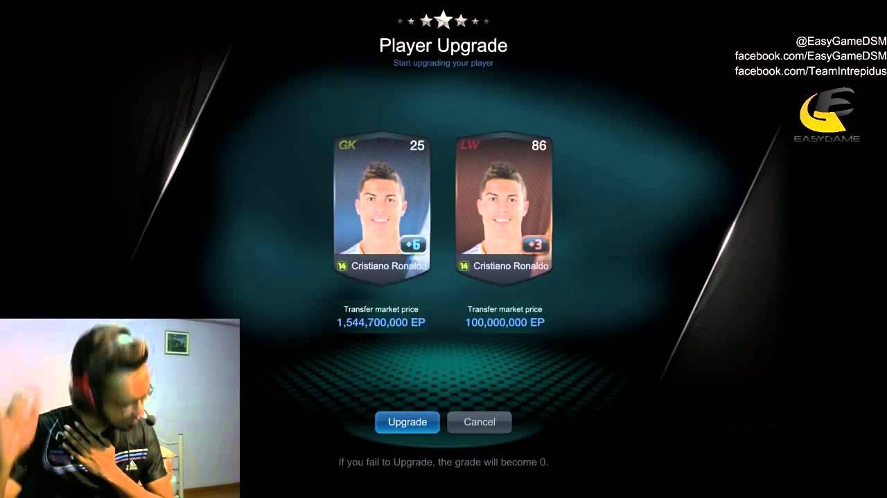 Fifa Online  Wc Cristiano Ronaldo Upgrade To