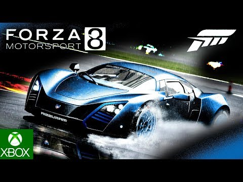 forza-motorsport-8-details-revealed!-|-next-gen-xbox-project-scarlett-showcase---xbox-update