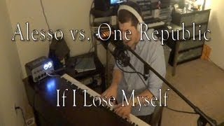 Alesso vs. One Republic - If I Lose Myself (Evan Duffy Piano Cover)