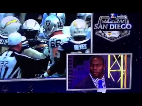 Takeo Spikes talks about ejection