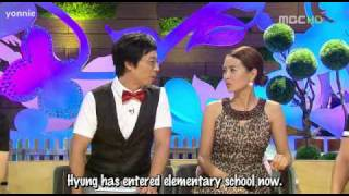 [080825] CTP - Old Idol Special PT 1 (2/6) [eng subbed]