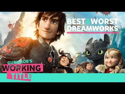 The Best & Worst DreamWorks Movies : Working Title ep13