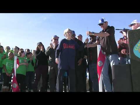 Desert Diamonds Baseball Complex Dedicated at Mountain's Edge