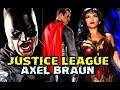 JUSTICE LEAGUE XXX @axelbraun @Romi_Rain WONDER WOMAN ESPECTACULAR  - PARODIA PARA ADULTOS