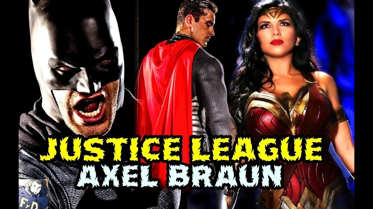 parody Justice league xxx