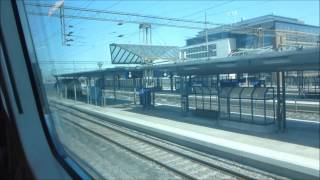 VR Intercity Train Helsinki - Espoo