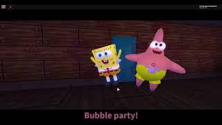 Spongebob ist zurück!| Roblox | Parkour Spiele Episode 2