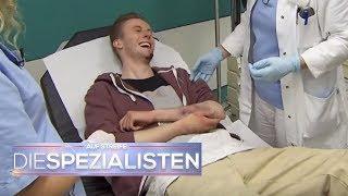 Bewusstlos wegen Lachanfall | Auf Streife - Die Spezialisten | SAT.1 TV