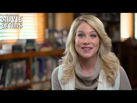 Bad Moms | On-set with Christina Applegate 'Gwendolyn' [Interview]