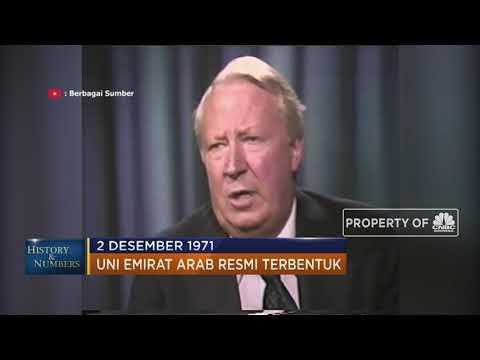 Jejak Berdirinya Negeri Petro Dollar Uni Emirat Arab