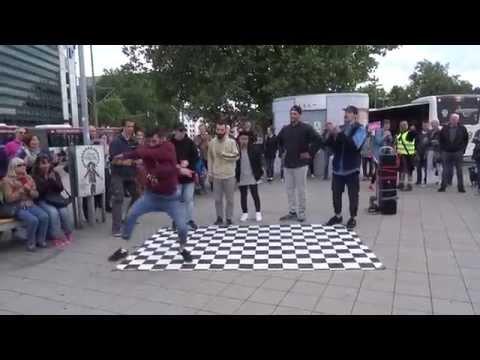 Ulm moves! 2. Ulmer Tanzfestival  Station 2