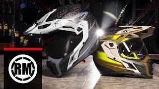 Gambar cover Klim Krios Pro Adventure Motorcycle Helmet