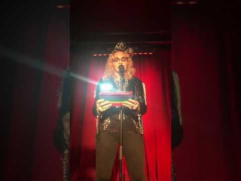 Nathalie Rodriguez - WATCH: Madonna's Surprise NYE Performance w Son
