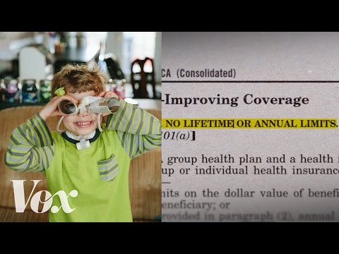 One paragraph of Obamacare saved this boy's life