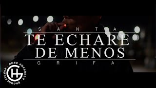 Te Echaré De Menos - Santa Grifa (Video Oficial) [Case-G Music] thumbnail