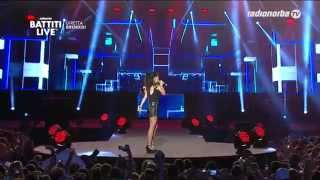 Baby K & Giusy Ferreri - Battiti Live 2015 - Brindisi