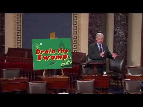 "Sen. Whitehouse to President-elect Trump: Make Good on Promises to ""Drain the Swamp"""