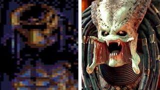 Predator: Evolution in Games (1987-2017)