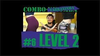 TARRAXINHA КИЗОМБА УРОК №6 (уровень 2) / KIZOMBA LESSON №6 (level 2) / обучение НОВОСИБИРСК