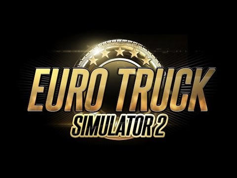 Euro Truck Simulator 2 (Rotterdam-Praha) 657 km