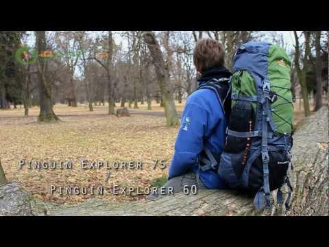 iQsport.cz | Batoh Pinguin Explorer 75
