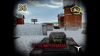 36.Vamos a la nieve (Tanki Online - Temporada 2) // Gameplay