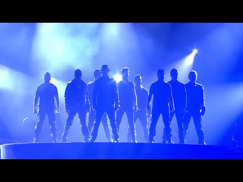 NKOTBSB - Viva La Vida (The One / Single Medley) HD