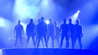 NKOTBSB - Viva La Vida (The One / Single Medley) HD
