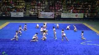 2014 香港普及體操節~聖公會青衣村何澤芸小學