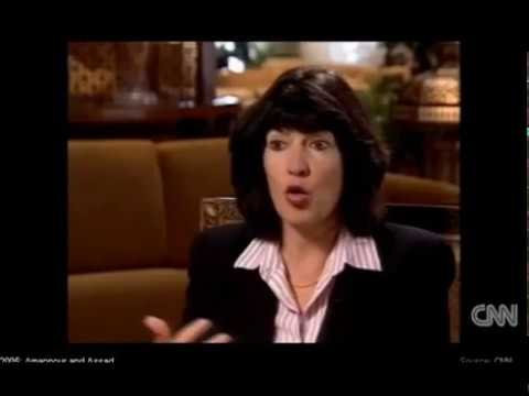 Syria Regime Change Plans in 2005! Christiane Amanpour (CNN) interview with Assad